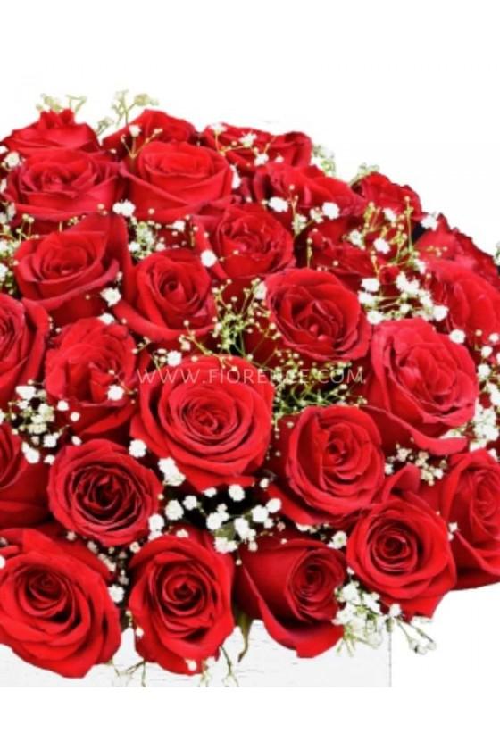 Special 50 Roses Arrangement!!