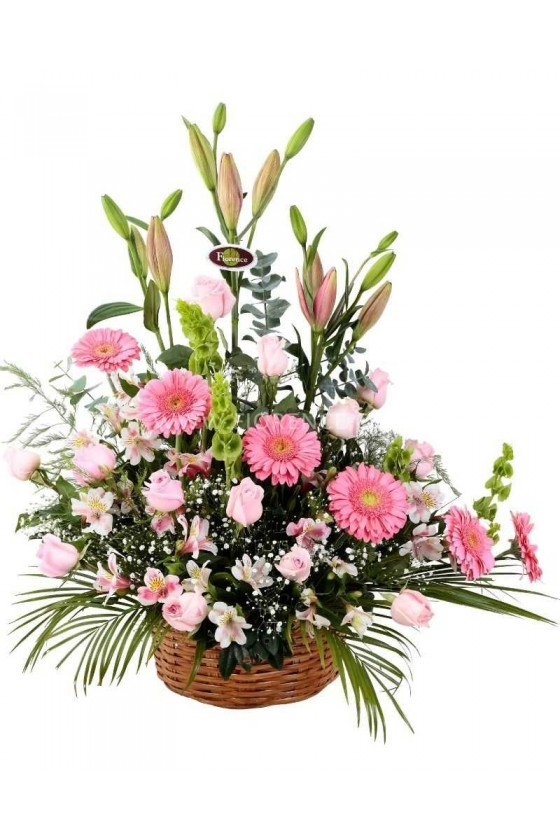 Pink Mexican Arrangement