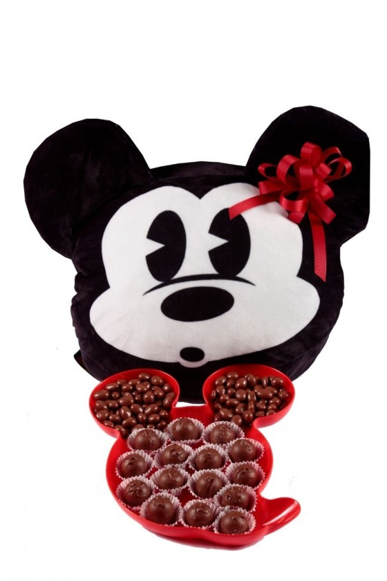 Thermal Mickey Mouse