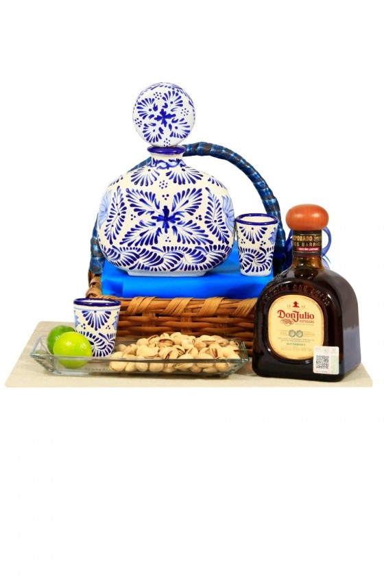 Talavera and Tequila Don...