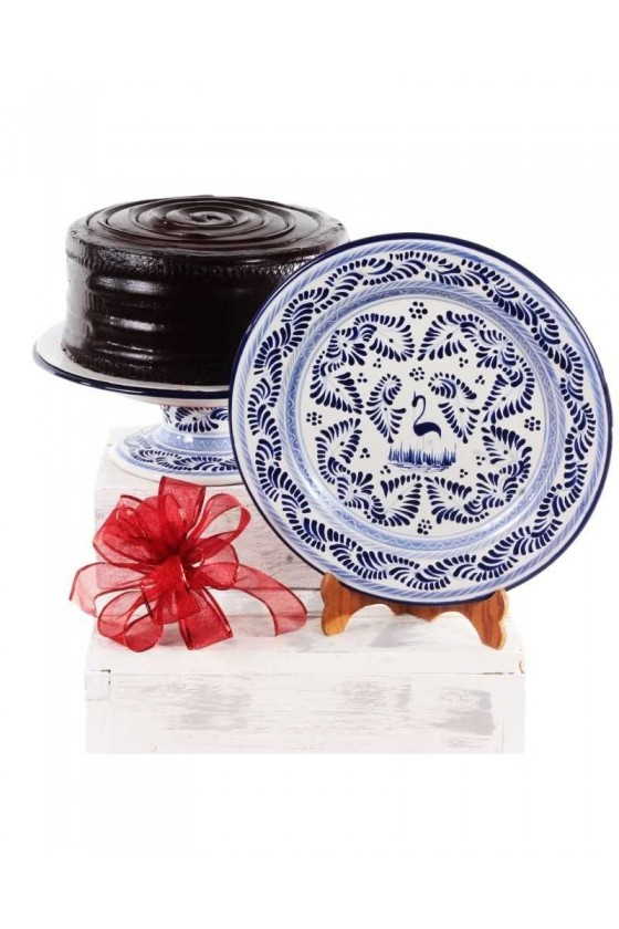 Talavera Plate for cakes