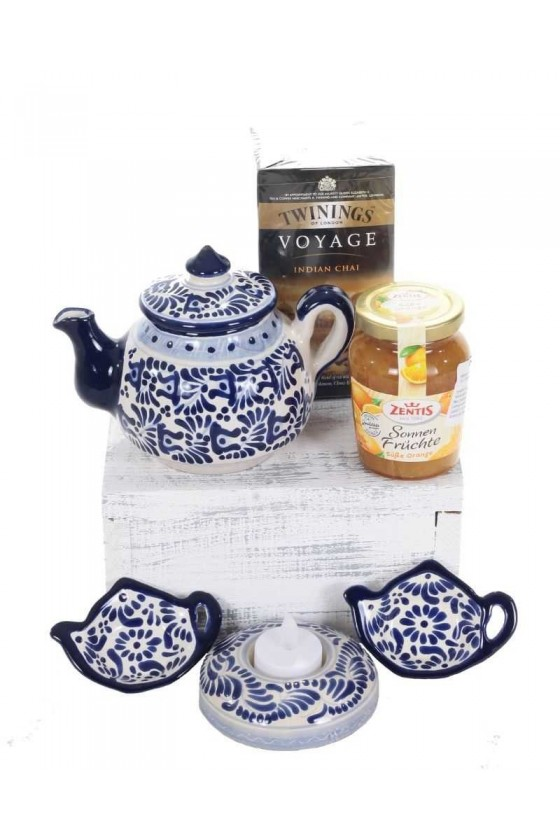 Tea time Special Talavera Set