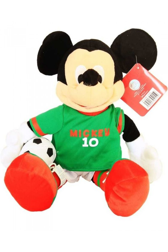 Mickey Mouse Mexican Soccer...