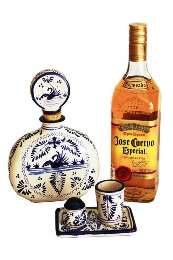 Jose Cuervo Tequila and...