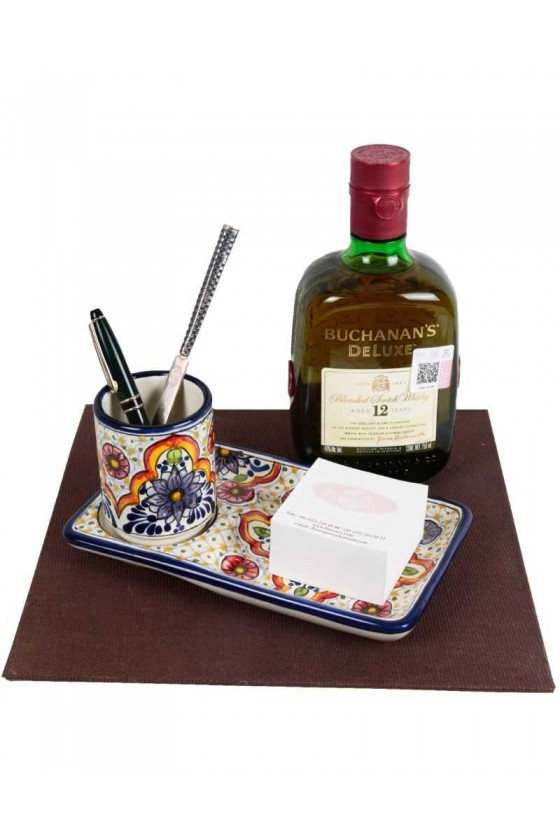 Talavera Desk Set