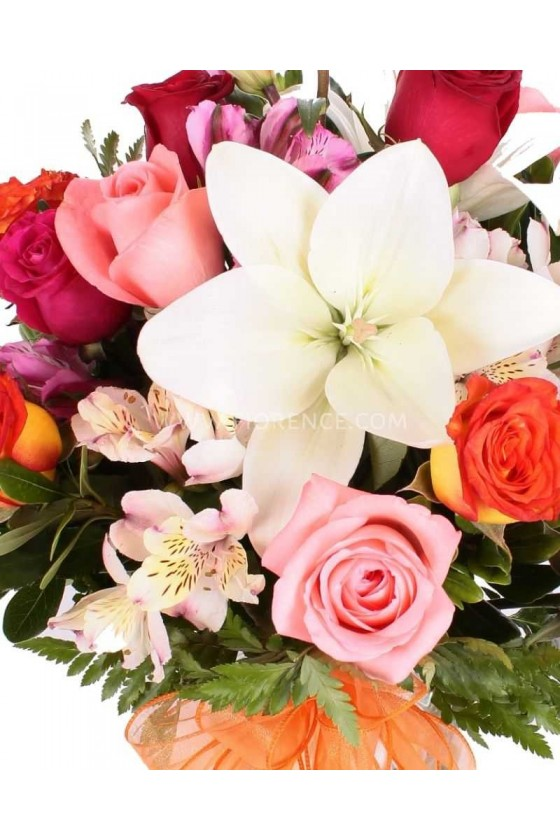 Flowers Happy Bouquet
