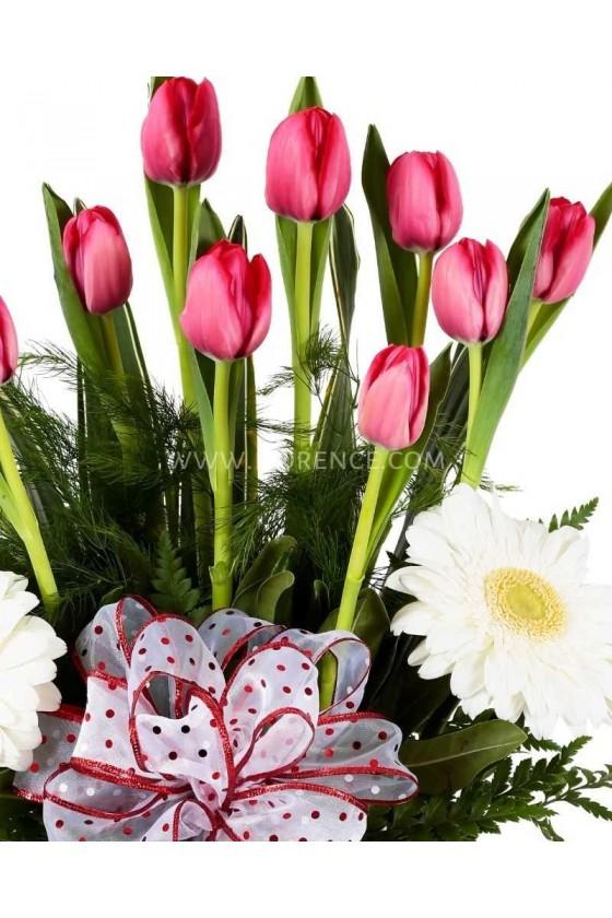 Exclusive Tulips Arrangement